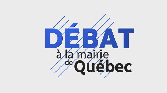 Débat à la mairie de Québec