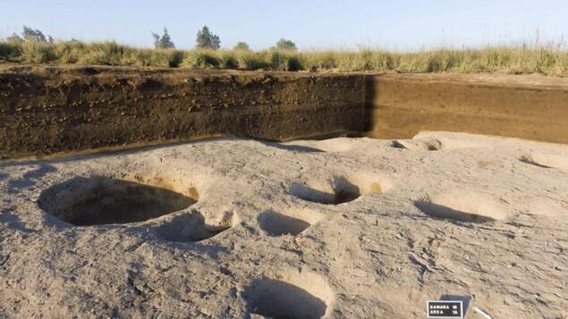 Découverte Vieille de 2 000 ans Avant les Pharaons ! Archéologie - Égypte Decouverte-egypte-archeologie-tell-el-samara