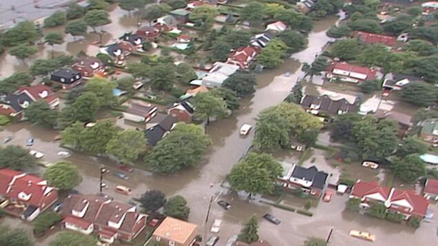 Le déluge du 14 juillet 1987 à Montréal