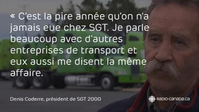 Denis Coderre, président de SGT 2000