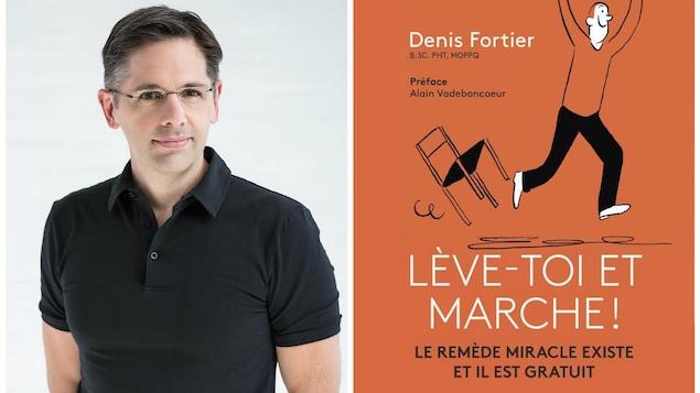 Denis Fortier et son nouveau livre