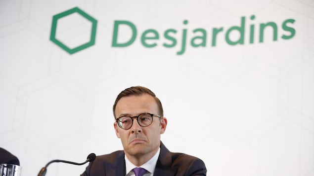 Le chef de la direction du Mouvement Desjardins, Guy Cormier