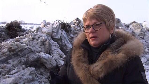 La mairesse de Yamaska, Diane De Tonnancourt