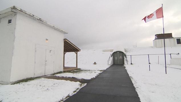 Le Diefenbunker de la Nouelle-Écosse a été construit dans les années 1960 pour abriter les chefs politiques et militaires en cas de guerre nucléaire.