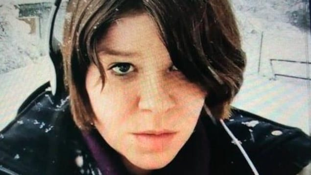 Cindy Hamelin est portée disparue.