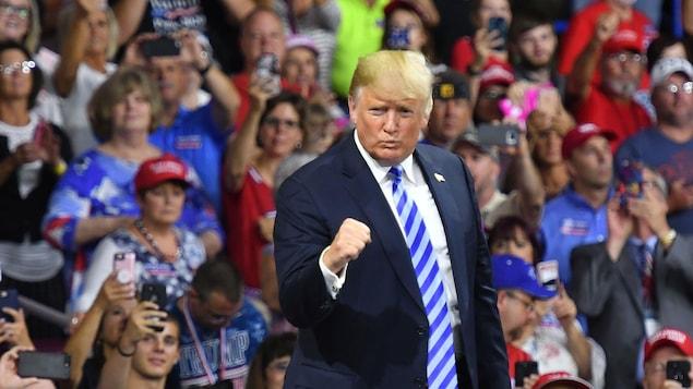 Aerosmith demande à Trump d'arrêter de jouer sa musique
