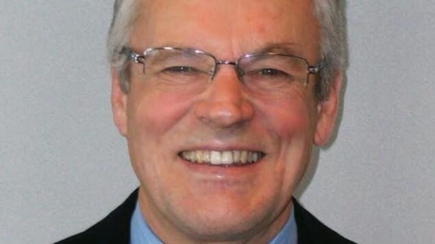 Le maire de Sioux Lookout Doug Lawrance