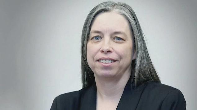 Portrait professionnel de la docteure Janice Fitzgerald.