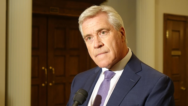 Portrait de Dwight Ball
