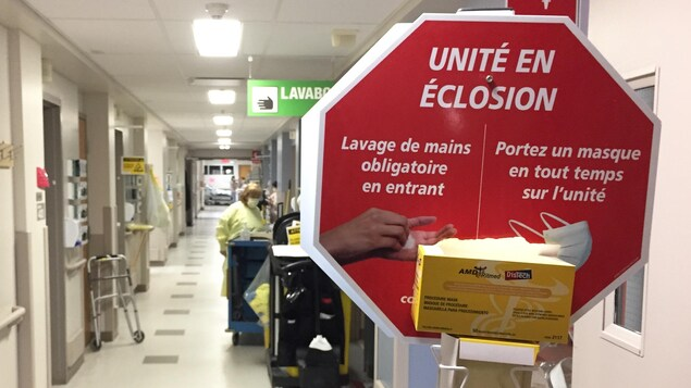 Pancarte «Unité en écolsion»