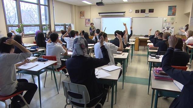 L'éducation sexuelle peut représenter un sujet délicat à aborder pour les enseignants.