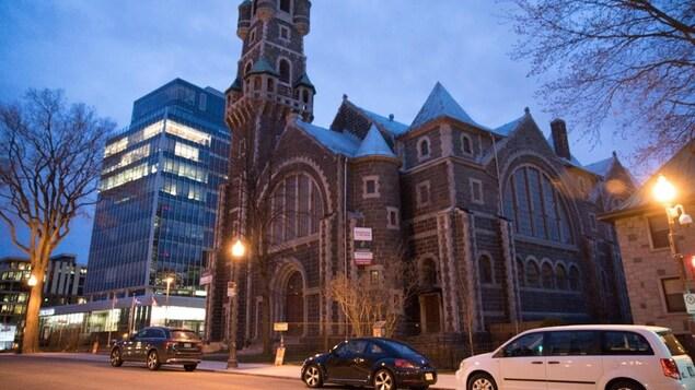 Un nouveau périmètre de sécurité sera délimité autour de l'église Saint-Cœur-de-Marie, au centre-ville de Québec.