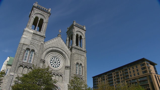 L'église du Très-Saint-Sacrement