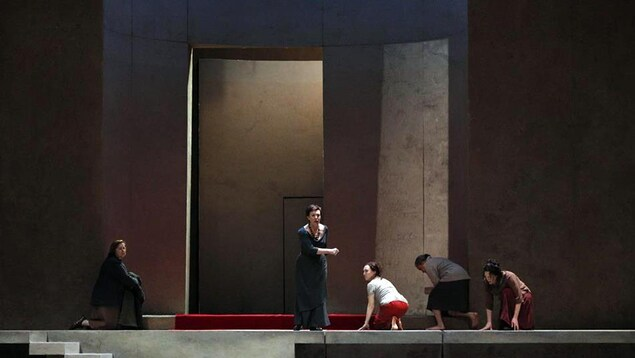 L'opéra «Elektra» au Metropolitan Opera de New York