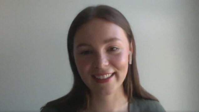 Elena Sturk Lussier.