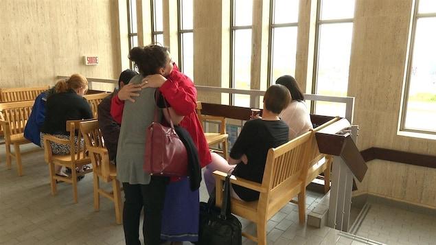 Début de l'enquête publique du coroner au palais de justice de Sept-Îles