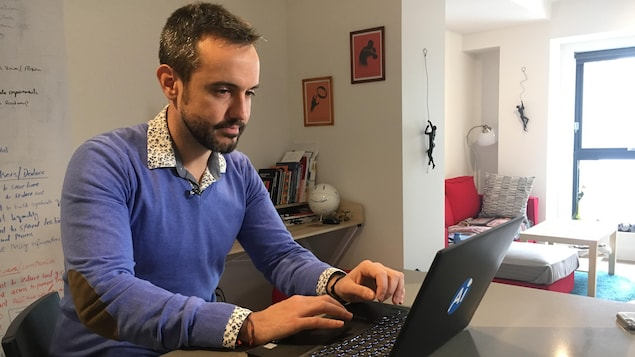 Adrian Gonzalez, diplômé MBA 2018 de HEC Montréal.