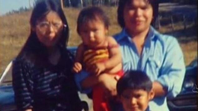Ronald et Doreen Jack, tous deux âgés de 26 ans, et leurs deux enfants Russell, 9 ans, et Ryan, 4 ans, ont été vus la dernière fois le matin du 2 août 1989.