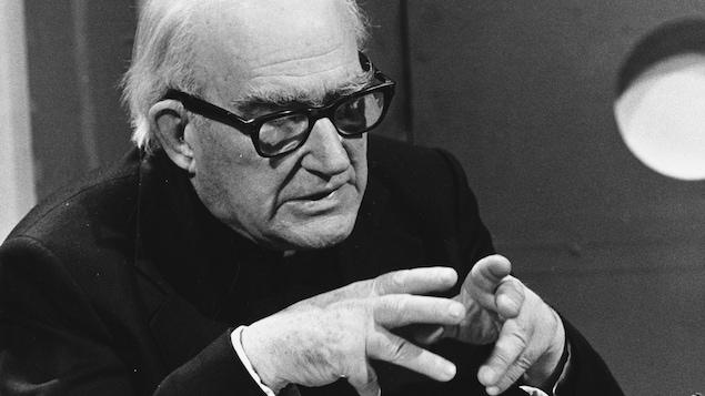 Le curé et écrivain Félix-Antoine Savard