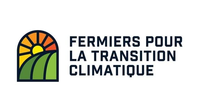 Le logo de la coalition Fermiers pour la transition climatique.