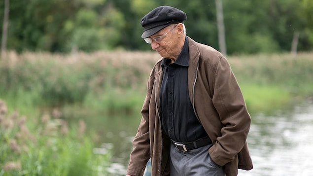 Le cinéaste Fernand Dansereau