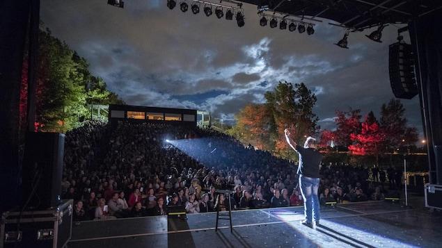 Le Festival de la Blague de Drummondville a attiré 3600 spectateurs.