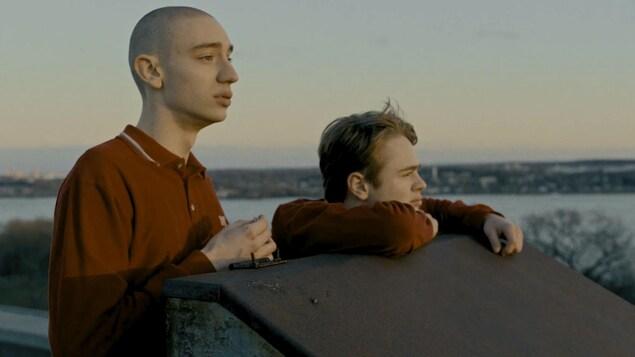 Une scène du film «Ailleurs»