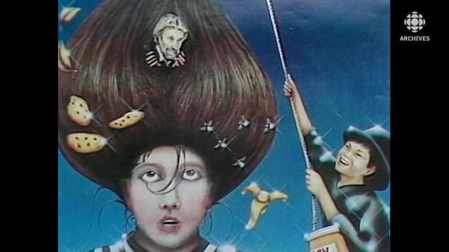 Affiche promotionnelle du film «Opération beurre de pinottes».