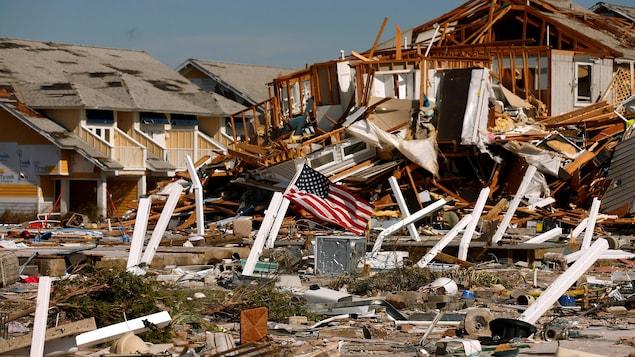 Michael, le bilan des victimes de l'ouragan grimpe à 13 morts
