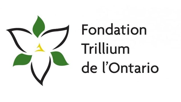 Logo de la fondation trillium de l'Ontario.