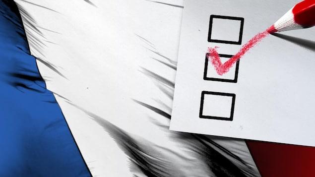 Le 2e tour de l'élection présidentielle en France a lieu le 7 mai