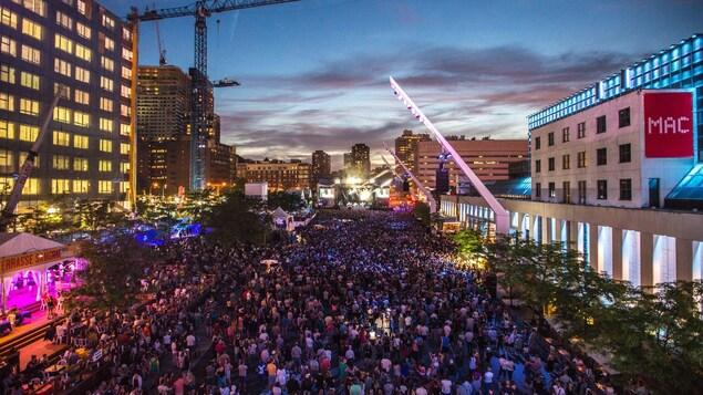Les FrancoFolies de Montréal, en 2016
