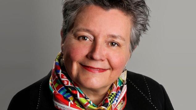 Un portrait de Françoise Enguehard