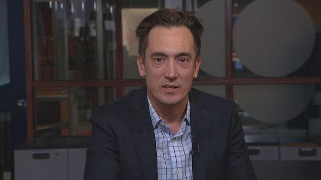 Frédérick Saint-Onge, directeur des opérations chez Boissons gazeuses environnement