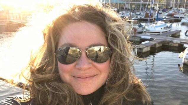 La médecin Frédérique Roy a décidé de se réinstaller sur la Côte-Nord.