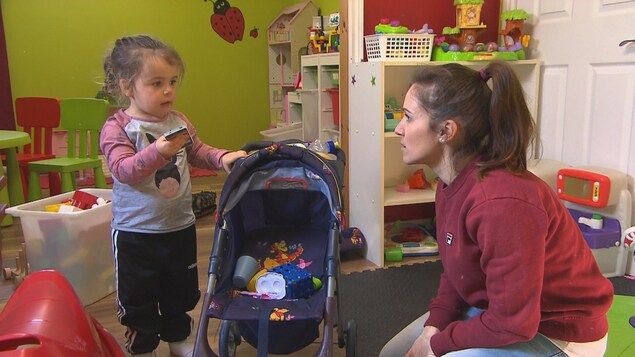 Isabelle Paillé fermera sa garderie en milieu familial au cours des prochaines semaines.