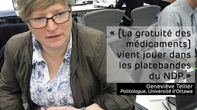 Photo de Geneviève