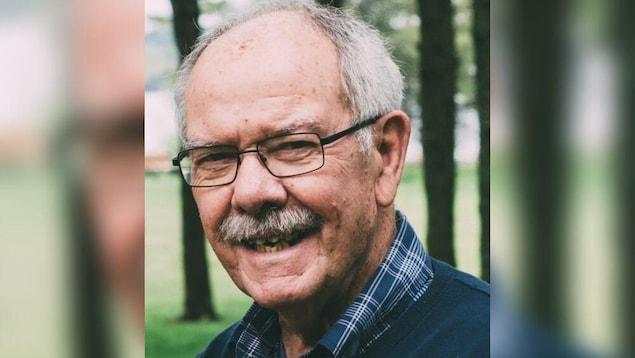 George Little, chef du Nouveau Parti démocratique du Nouveau-Brunswick de 1980 à 1988.