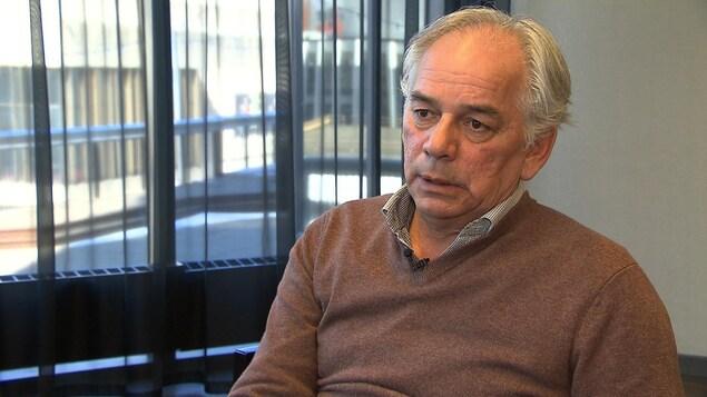Le chef de l'Assemblée des Premières Nations Québec-Labrador, Ghislain Picard.