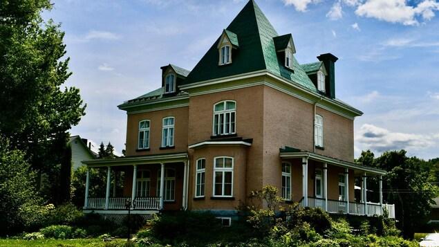 Le gîte La Maison d'Élyse.