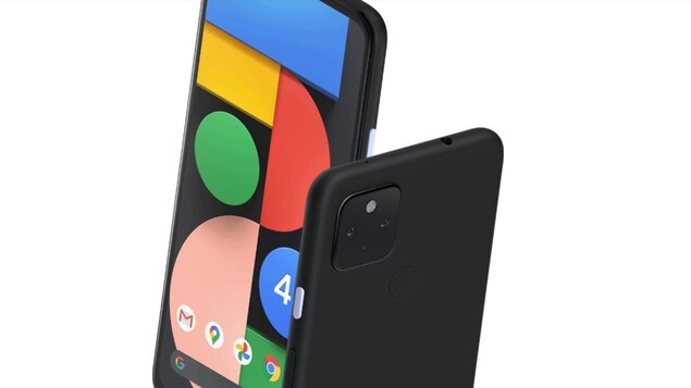 Un téléphone intelligent affichant plusieurs applications appartenant à Google, dont Google Maps, Chrome et Gmail.