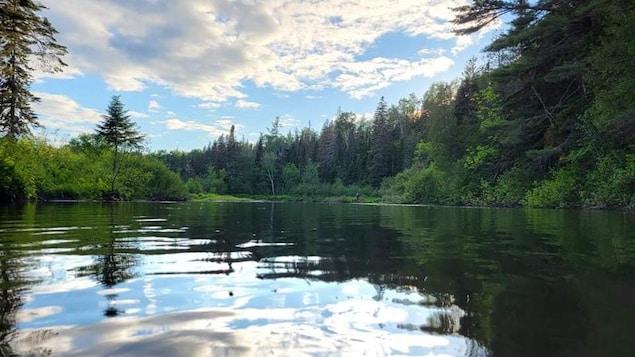 La Grande rivière Tracadie