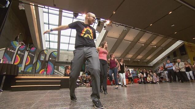 Les Grands Feux Loto-Québec présenteront six soirées dansantes à Québec et Lévis