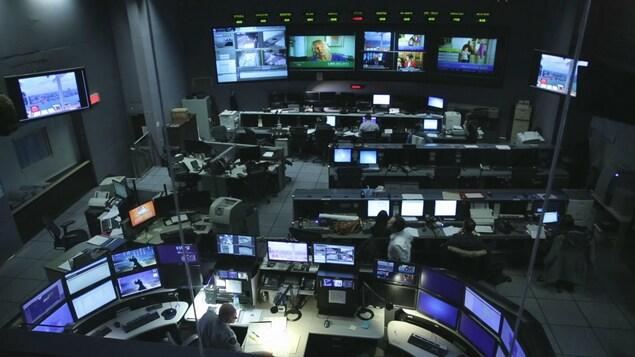 Le Centre national des opérations de la GRC à Ottawa a été créé en 2014, à la suite des attentats au parlement fédéral. C'est d'ici que la GRC suit la trace de ceux qui reviennent du Moyen-Orient.