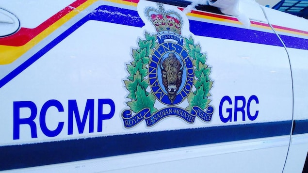 Une voiture de la Gendarmerie royale du Canada