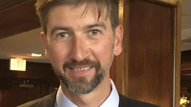 L'auteur Grégory Thorez.