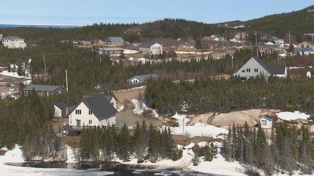 Le village de Gros-Mécatina en Basse-Côte-Nord pourra construire une maison d'hébergement pour aînés.