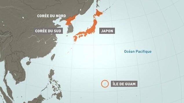Île de Guam