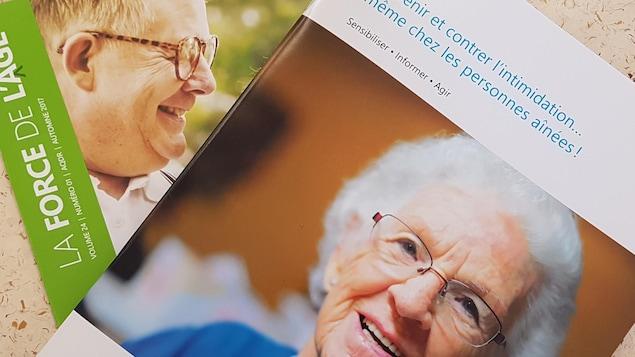 Lancement d'un guide sur l'intimidation chez les aînés