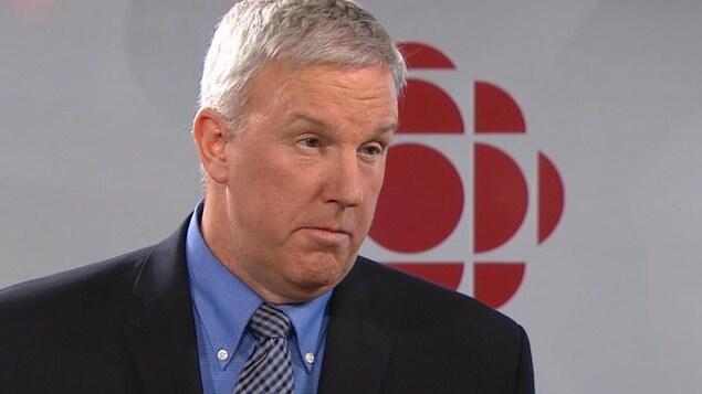L'ancien inspecteur du Service de police de la Ville de Montréal, Guy Ryan, en entrevue à RDI